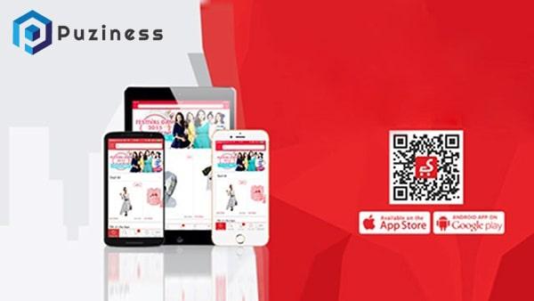 Sendo là một trong những ứng dụng bán hàng online việt nam
