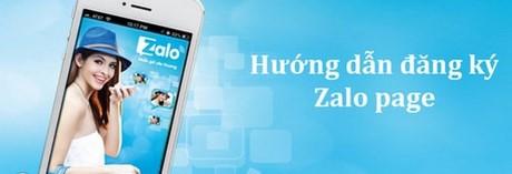 lap zalo page