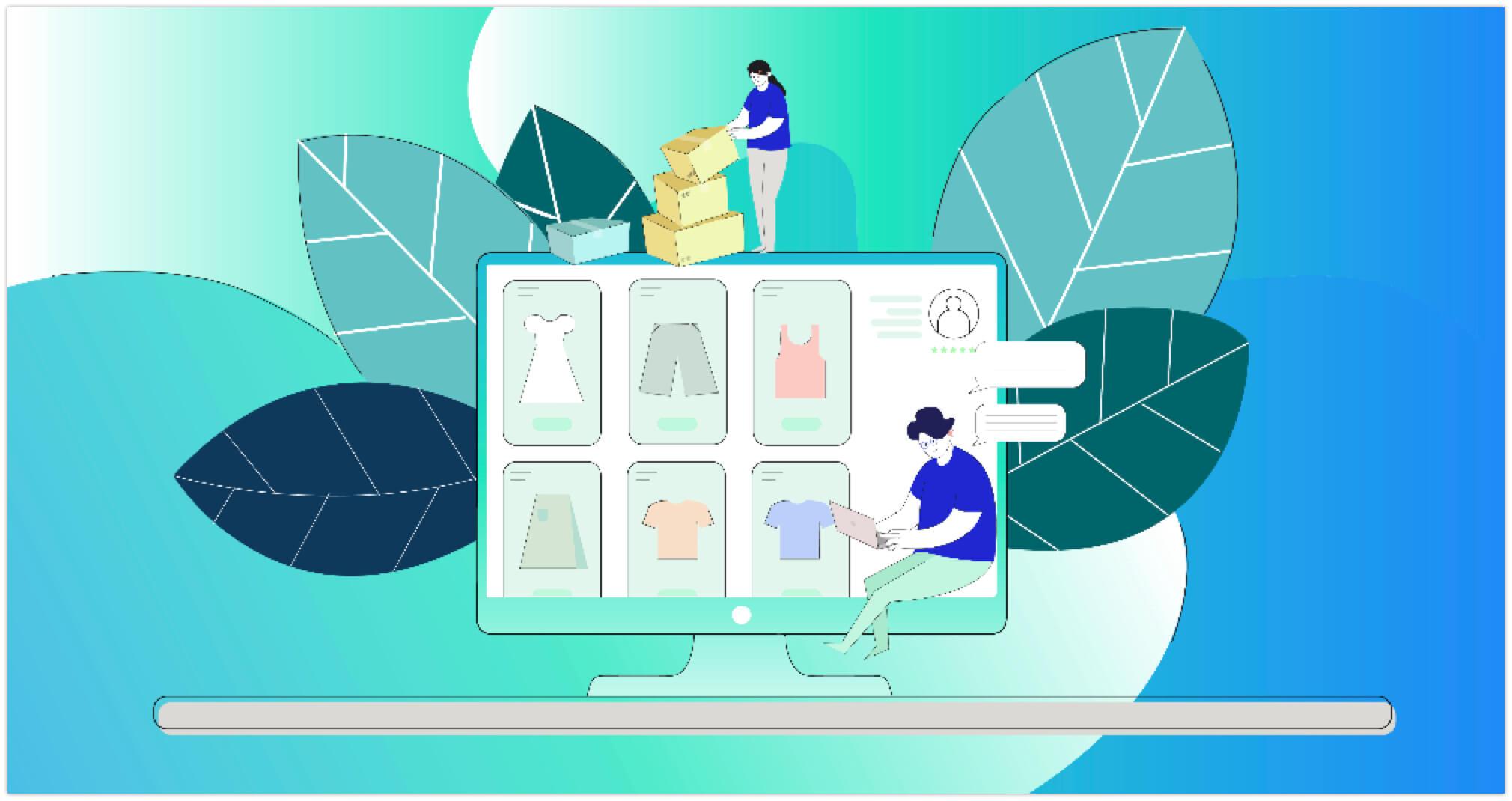 Mặt hàng Online bán chạy