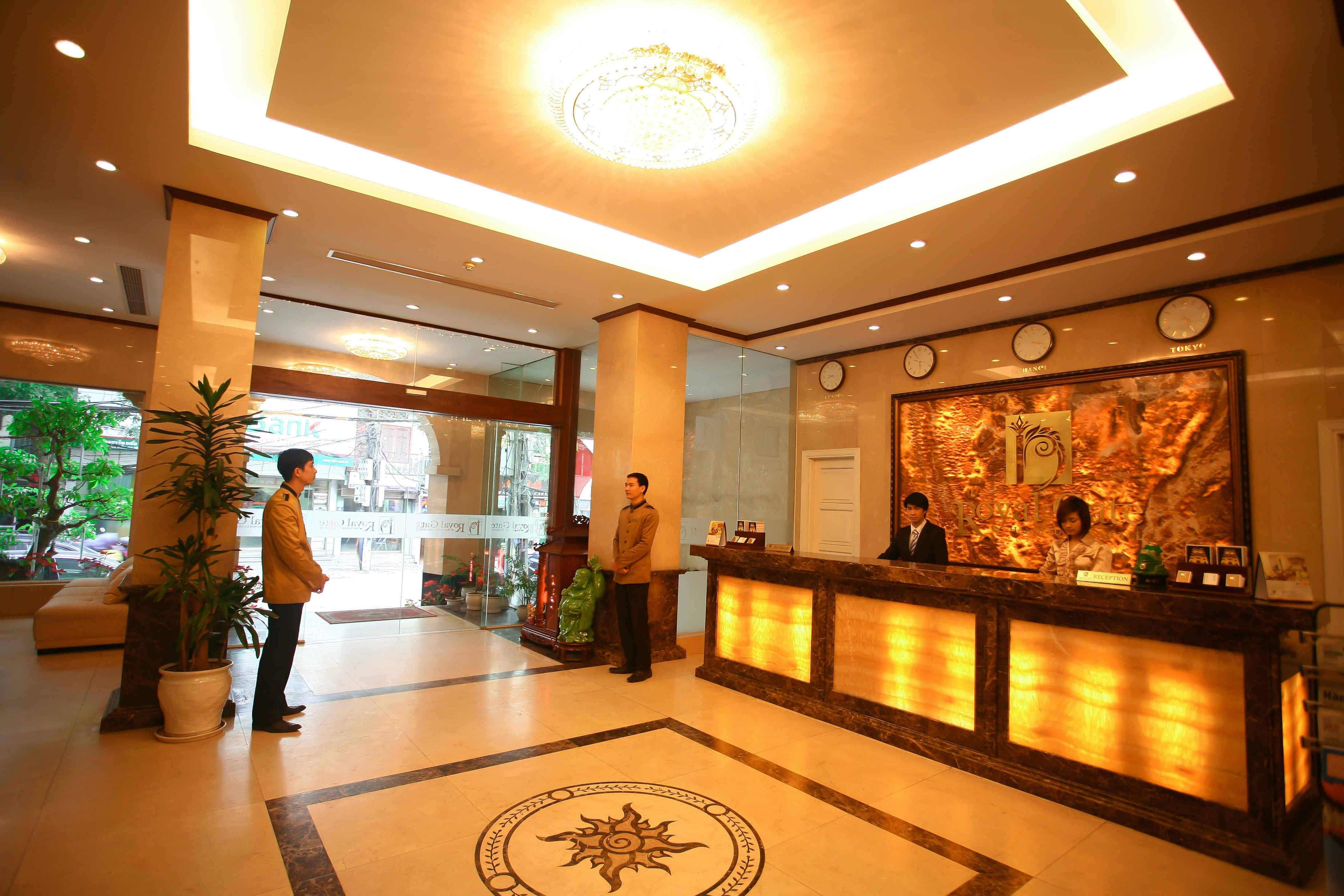 Kinh doanh khách sạn