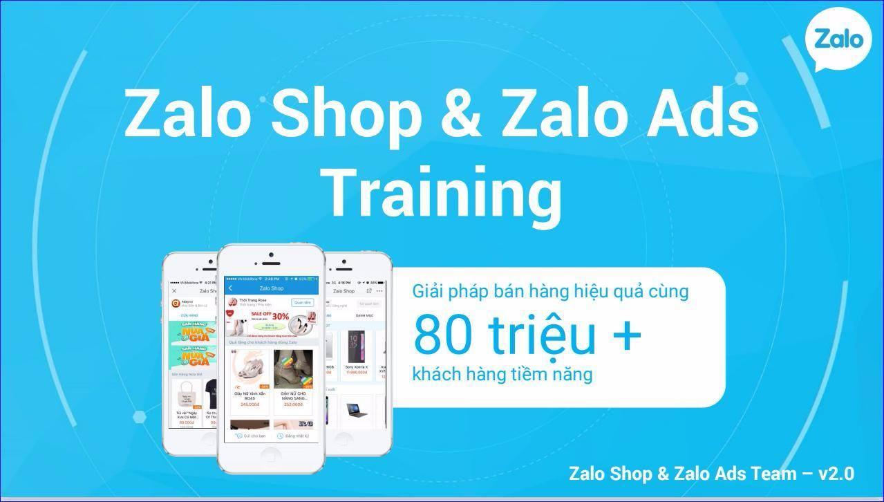 Quảng cáo Zalo hiệu quả