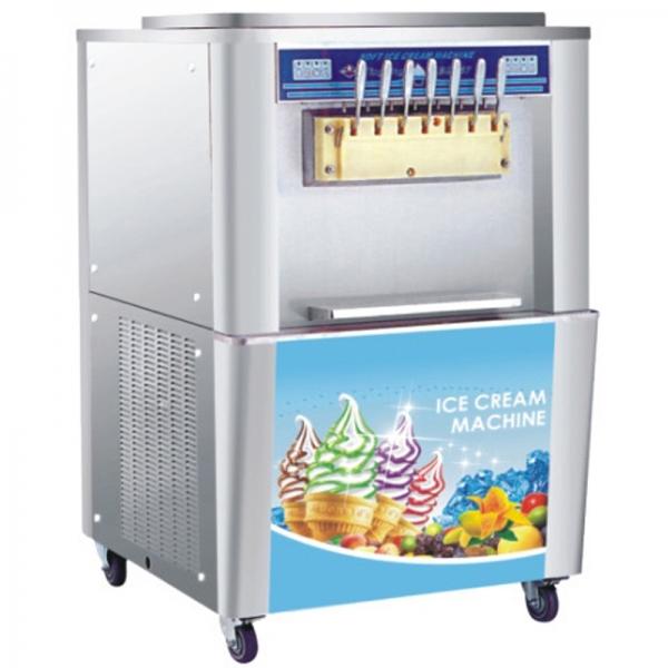 Máy làm kem tươi bảy màu BQ7220 Chính hãng Giá tốt nhất