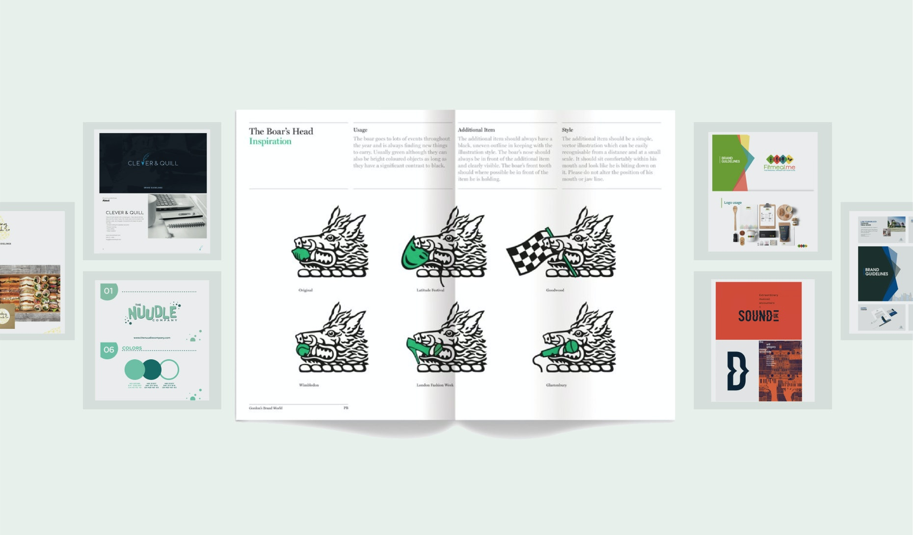 30 Brand Guideline Examples to Inspire You
