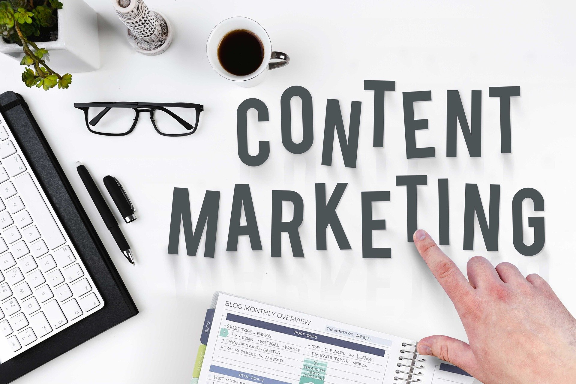 Làm thế nào Content Marketing hiệu quả - Chụp ảnh, quay video chuyên nghiệp