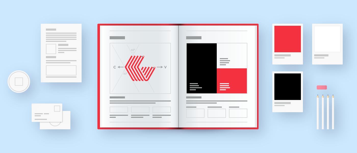 Brand Guideline là gì? Sự Quan Trọng Của Brand Guideline   Branding, Thiết  kế logo, Thiết kế thương hiệu