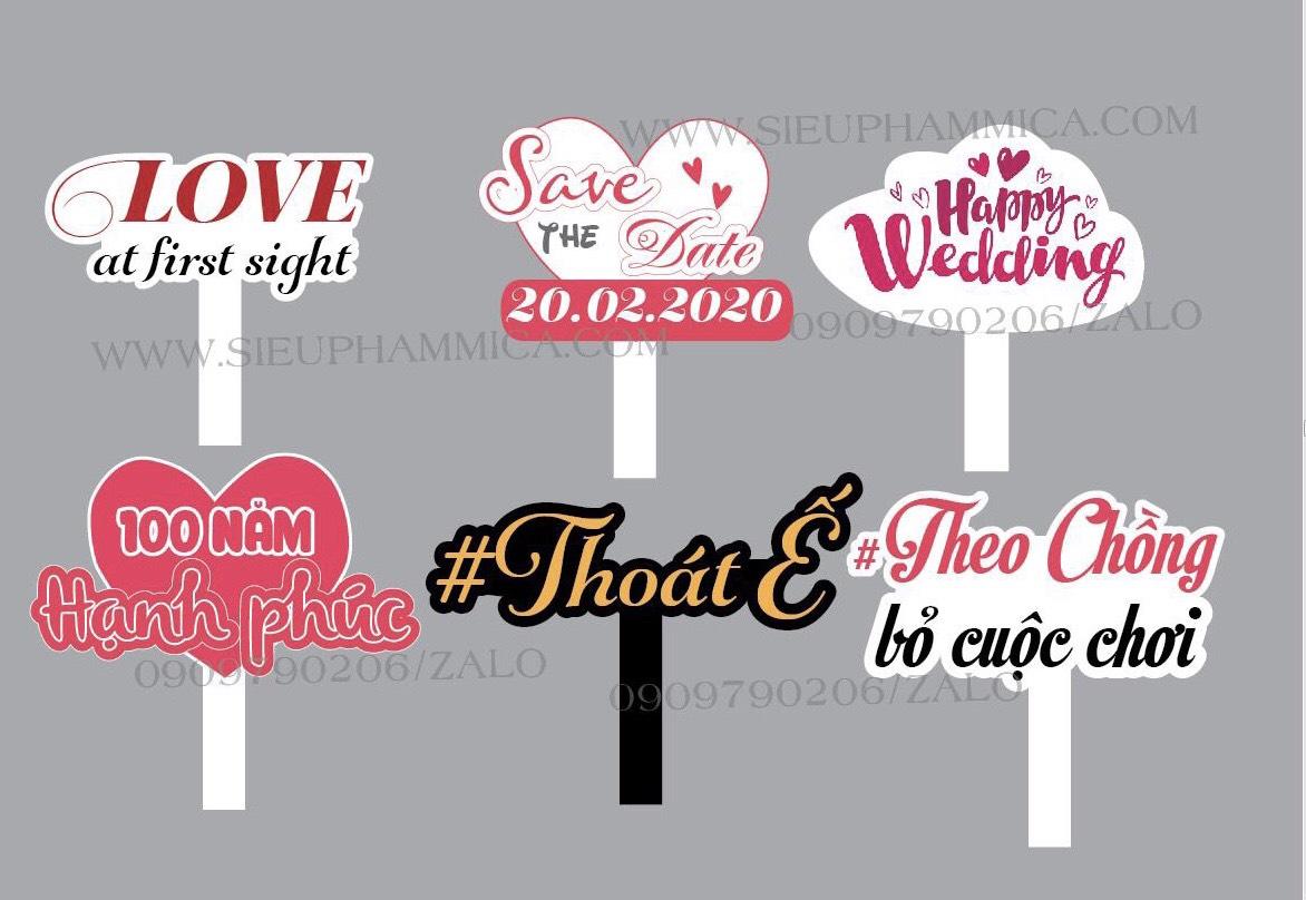 Hashtag đám cưới, hashtag đám hỏi, in hashtag sinh nhật, hashtag đẹp toàn  quốc, giá: liên hệ, gọi: 0909790206, Quận Tân Bình - Hồ Chí Minh, sp33438