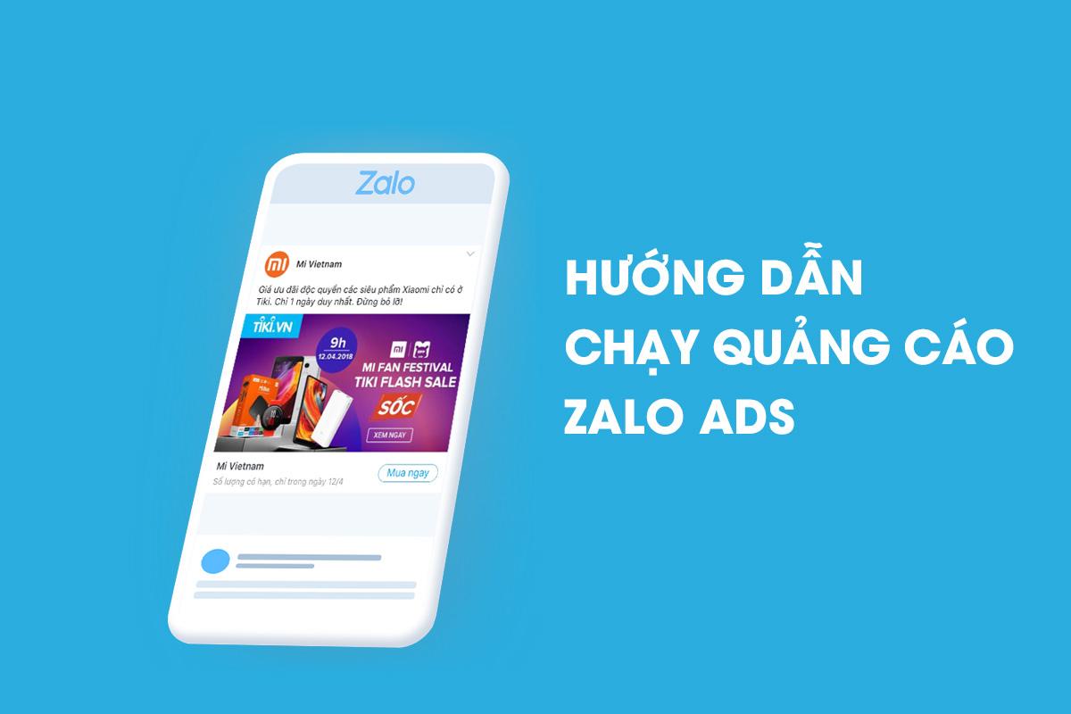 Hướng dẫn chạy quảng cáo Zalo đạt hiệu quả cao? - MF VietNam