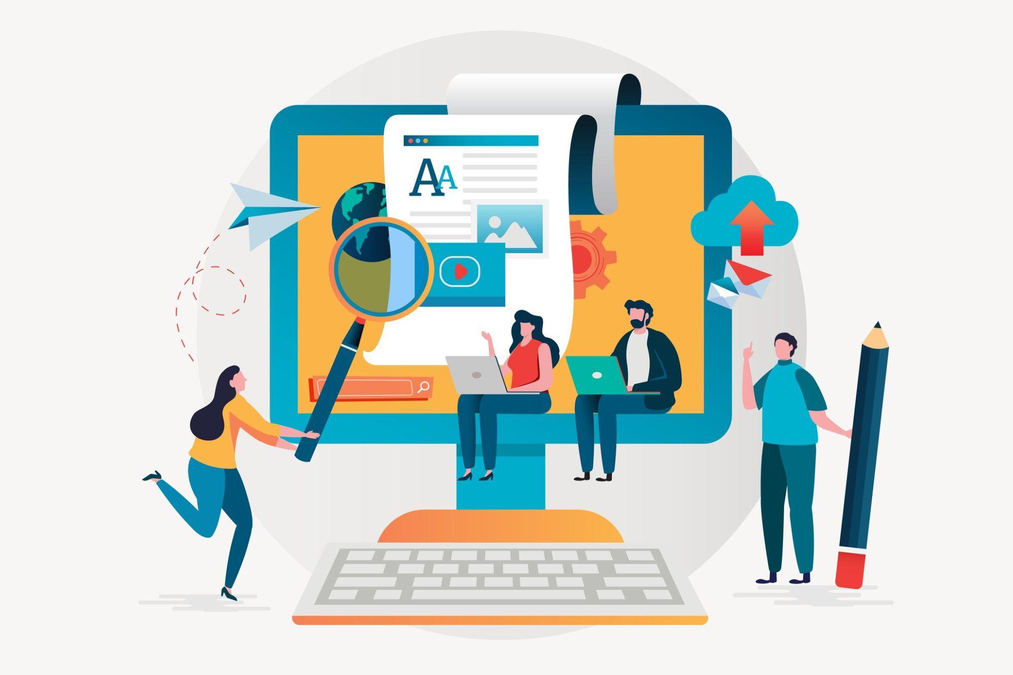 Bạn đã ứng dụng content marketing chưa?Hiệu quả