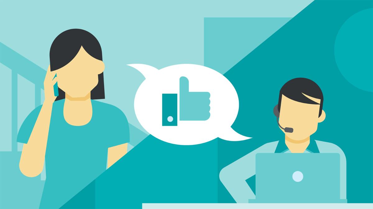Kỹ năng giao tiếp với khách hàng qua điện thoại - Ý Tưởng Kinh Doanh   Kiến  Thức Kiếm Tiền Online