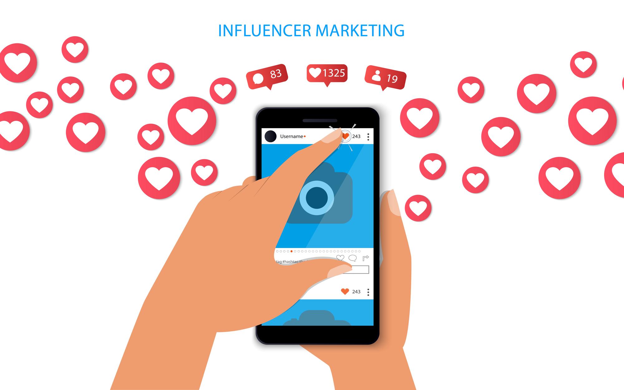 Cập nhật xu hướng influencer marketing hiệu quả